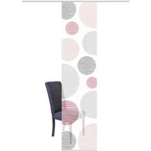 """Home Wohnideen Schiebevorhang Digitaldruck Bambus-optik """"borden"""" Rose 260 x 60 cm"""