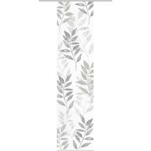 """Home Wohnideen Schiebevorhang Digitaldruck Bambus-optik """"cooper"""" Stein 260 x 60 cm"""