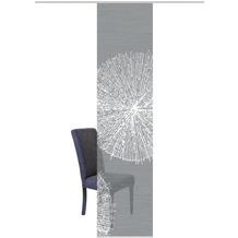"""Home Wohnideen Schiebevorhang Digitaldruck Bambus-optik """"creston"""" Rechts Grau 260 x 60 cm"""