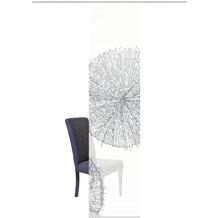 """Home Wohnideen Schiebevorhang Digitaldruck Bambus-optik """"creston"""" Rechts Stein 260 x 60 cm"""