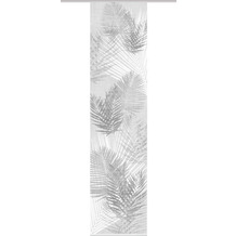"""Home Wohnideen Schiebevorhang Digitaldruck Bambus-optik """"lachlan"""" Grau 260 x 60 cm"""