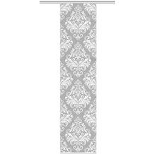 """Home Wohnideen Schiebevorhang Digitaldruck Bambus-optik """"ornami"""" Grau 260 x 60 cm"""