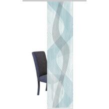 "Home Wohnideen Schiebevorhang Digitaldruck Bambus-optik ""valesi"" Mint 260 x 60 cm"