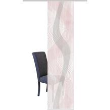 """Home Wohnideen Schiebevorhang Digitaldruck Bambus-optik """"valesi"""" Rose 260 x 60 cm"""