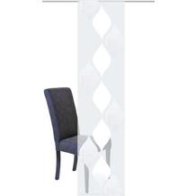 Home Wohnideen Schiebevorhang Scherli Wollweiss 245 x 60 cm aus modernem transparentem Effekt-Voile