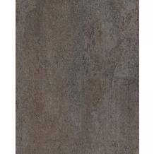 Hometrend MADISON CV Vinyl Bodenbelag, Fliesenoptik Fliese, grau 200 cm breit