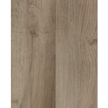 Hometrend ALBANY CV Vinyl Bodenbelag, Holzoptik 2-Stab Eiche, grau 400 cm breit