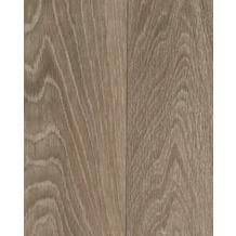 Hometrend ALBANY CV Vinyl Bodenbelag, Holzoptik Landhausdiele Eiche, grau 400 cm breit