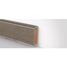 Döllken Ep60 Frb.2621 Fineline Grau 250 cm lang, Paketinhalt 2,5 m