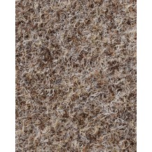 ilima Nadelfilz Twist Dunkelbeige 400 cm breit