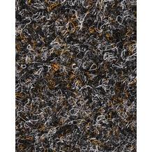 ilima Nadelfilz Twist Schwarz/Braun 200 cm breit