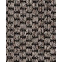 ilima Teppichboden Flachgewebe-Schlinge SOLERO/APPLAUSE braun/Natur 400 cm breit