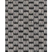 ilima Teppichboden Flachgewebe-Schlinge SOLERO/APPLAUSE grau 400 cm breit