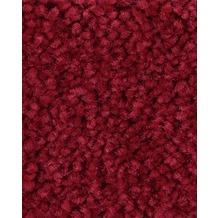 ilima Teppichboden Hochflor Velours PAMIRA/PRISCILLA rot 400 cm breit