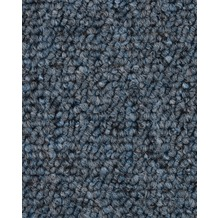 ilima Teppichboden Schlinge RAMOS/PIPPIN blaugrau 400 cm breit