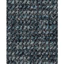 ilima Teppichboden Schlinge gemustert ANEMONE/REVUE blaugrau 400 cm breit