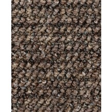 ilima Teppichboden Schlinge gemustert ANEMONE/REVUE braun 400 cm breit
