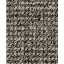 ilima Teppichboden Schlinge gemustert ANEMONE/REVUE grau/hellbraun 400 cm breit