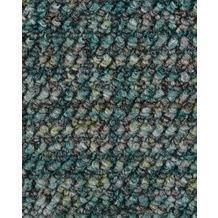 ilima Teppichboden Schlinge gemustert ANEMONE/REVUE Seegrün 400 cm breit