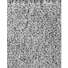 ilima Teppichboden Velours CAPELLA/RACHEL hellgrau meliert 400 cm breit