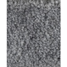 ilima Teppichboden Velours CAPELLA/RACHEL grau meliert 400 cm breit