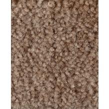 ilima Teppichboden Velours CAPELLA/RACHEL hellbraun meliert 400 cm breit