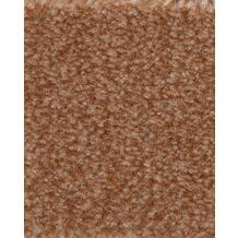 Hometrend FLIRT/CABARET Teppichboden, Velours meliert, mahagoni 400 cm breit