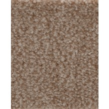 ilima Teppichboden Velours FLIRT/CABARET meliert rehbraun 400 cm breit
