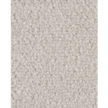 Hometrend AMBER Teppichboden, Velours meliert, beige 400 cm breit