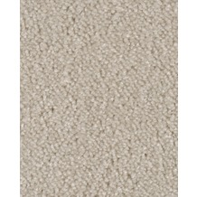 Hometrend AMBER Teppichboden, Velours meliert, beige/sand 400 cm breit