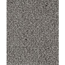 Hometrend AMBER Teppichboden, Velours meliert, grau 400 cm breit
