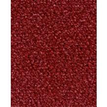 Hometrend AMBER Teppichboden, Velours meliert purpurrot 400 cm breit