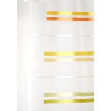 Homing Flächenvorhang Allegro, orange-kiwi 60 x 245 cm (inklusive Technik)
