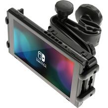 honju GAME Kfz-Halterung für die Kopfstütze, Nintendo Switch, schwarz