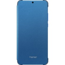 Honor Flip Cover für 8X, blau