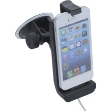 HR Auto-Comfort iGrip iPhone Dock Kit Auto-Halterung mit Saugnapf  Apple iPhone 3G - 5/5S/5C