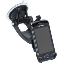 HR Auto-Comfort iGRIP PerfektFit Traveler Kit Auto-Halterung mit Saugnapf für Blackberry Curve 9360