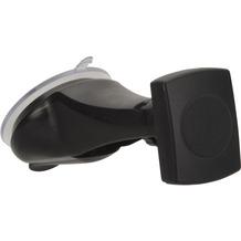 HR Auto-Comfort Smartphonehalter Magnet-Tec mit Saugerbefestigung schwarz