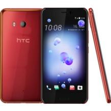 HTC U11, Solar Red