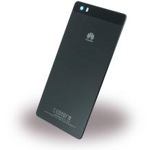 Huawei Akkudeckel - Huawei P8 Lite - Schwarz