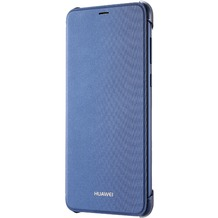 Huawei P Smart Flip Cover, Blue