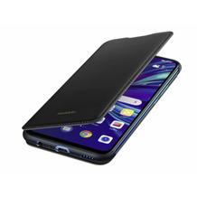 Huawei Smart Flip Cover, Huawei für P Smart (2019), Schwarz