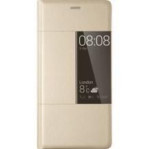 Huawei View Flip Cover für P9 Plus, gold