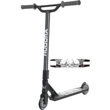 HUDORA Stunt Scooter XY-12, schwarz