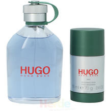 Hugo Boss Hugo Man Giftset Edt Spray 200ml/Deo Stick 75ml 275 ml