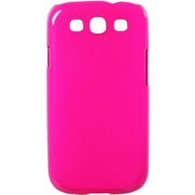 iCandy Backclip für Samsung Galaxy S3, pink