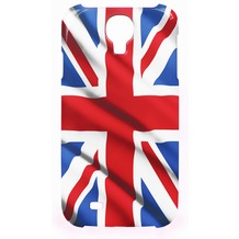 iCandy BackClip Union Jack für Samsung Galaxy S4