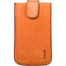 iCandy Fun Leather Bag XXL, orange