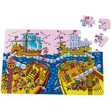 idee+spiel Piraten-Puzzle Spielmatte