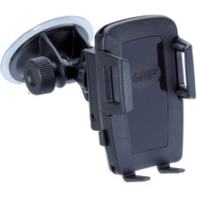 iGrip Universal Charging Dock mit Kabeln schwarz